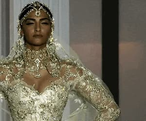 bling bling, ralph and russo, and bridal image