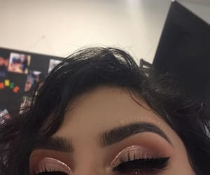 cosmetics, glitter, and highlighter image
