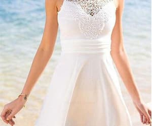 homecoming dresses white and homecoming dresses a-line image