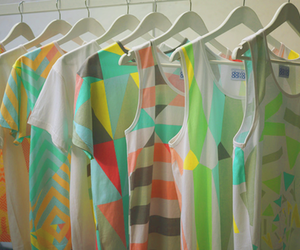 color, hangers, and tanks image