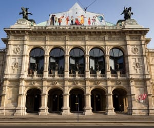 austria, opera, and opera house image