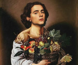 art and timothee chalamet image