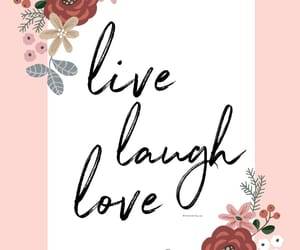 background, frases, and laugh image
