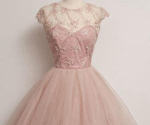 cute homecoming dresses, prom dresses pink, and prom dresses image