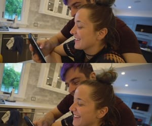 couple, cute, and julien solomita image