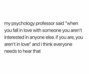psychology, quotes, and hear image