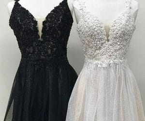 homecoming dresses, homecoming dresses cheap, and v-neck homecoming dresses image