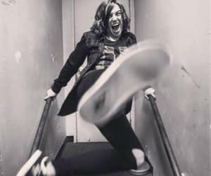 black and white, icon, and kellin quinn image