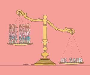 yo te creo and justicia patriarcal image