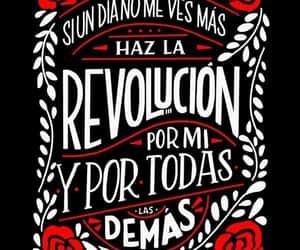 revolucion and feminismo image