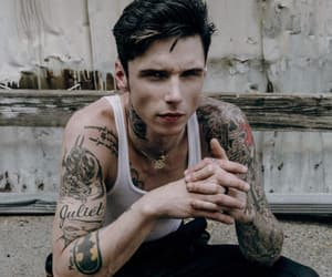andy biersack, andy black, and Tattoos image