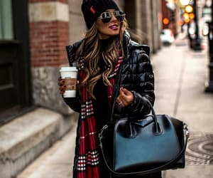blogger, Givenchy, and coffee time image