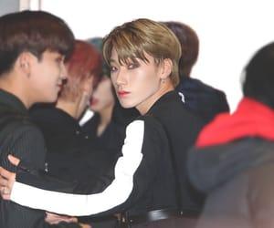 k-pop, san, and seonghwa image