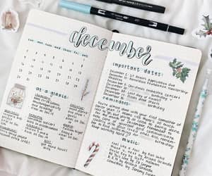 bullet, december, and journal image