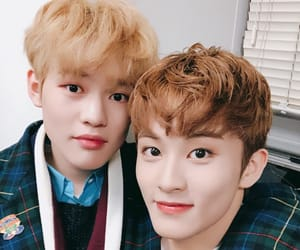 mark, chenle, and kpop image