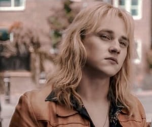 roger taylor, bohemian rhapsody, and ben hardy image