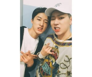 zico, Ikon, and block b image