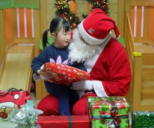 christmas, kids, and little girl image