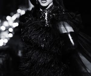 drag, queer, and b&w image