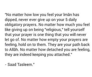 allah, Iman, and muslim image
