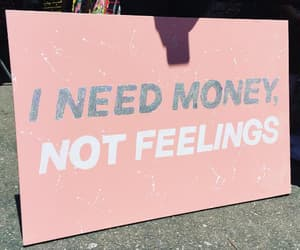 quotes, feelings, and money image