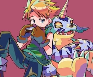 yamato and digimon image