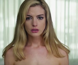 anne, hathaway, and blonde image