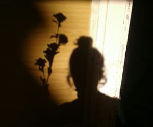 alternative, grunge, and shadow image