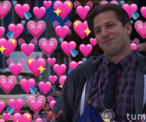soft, brooklyn nine nine, and jake peralta image
