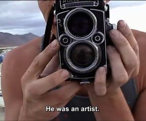 artist, camera, and heath ledger image