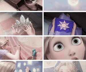 aesthetic, disney, and princess image