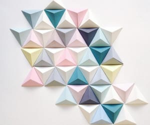 diy, origami, and sculpture image