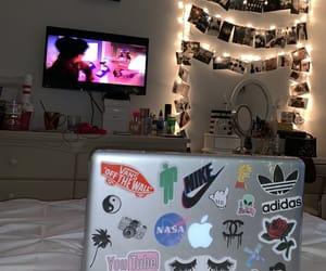 adidas, chanel, and computer image