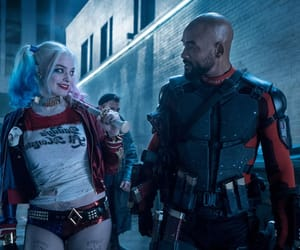 DC, harley quinn, and deadshot image