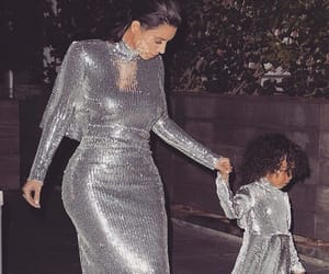 beauty, kim kardashian, and bling image