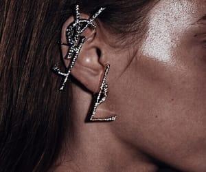 diamonds, earrings, and jewelry image