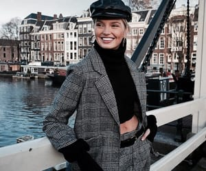 romee strijd, fashion, and style image