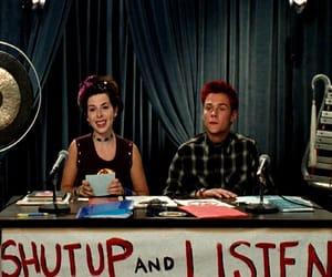 shut up, listen, and movie image