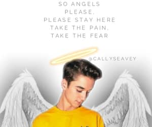 aesthetic, angel, and why don't we image