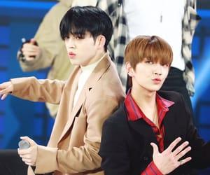 Seventeen, jisoo, and joshua image