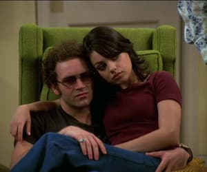 that 70s show, couple, and Mila Kunis image