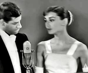 actress, audrey hepburn, and black and white image