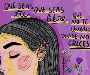 dibujos, libre, and feminismo image
