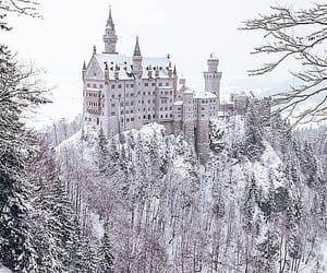 bavaria, germany, and Neuschwanstein Castle image