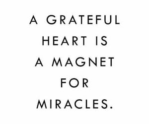 grateful, heart, and inspirtion image