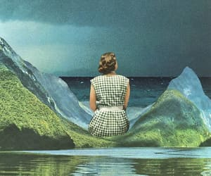 lonely, nature, and vintage image