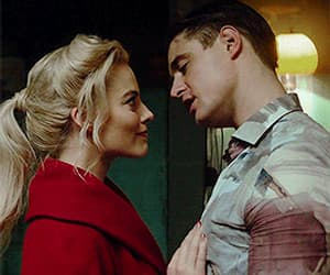 pretty, max irons, and margot robbie image