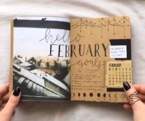 colors, white, and journal image