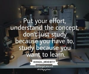 study, college, and goals image