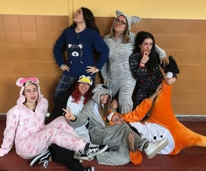 costume, friendship, and penguin image